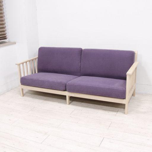 北の住まい設計社 3人掛けソファ n'frame sofa エヌフレームソファ