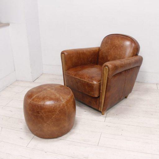ACME Furniture アクメファニチャー OAKS CLUB CHAIR オークスクラブチェア
