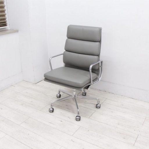 Hermanmiller ハーマンミラー イームズ ソフトパッド チェア Eames Soft Pad Chair アルミナム