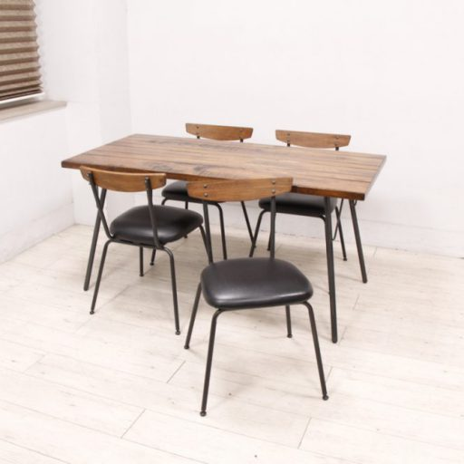 ACME Furniture アクメファニチャー ダイニング5点セット GRANDVIEW グランドビュー オーク材 買取