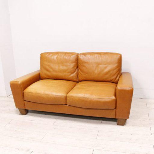 ACME Furniture アクメファニチャー 2人掛けソファ FRESNO フレスノ 総革 買取