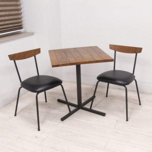ACME furniture アクメファニチャー ダイニング3点セット GRANDVIEW グランドビュー ナラ材 カフェテーブル チェア 買取
